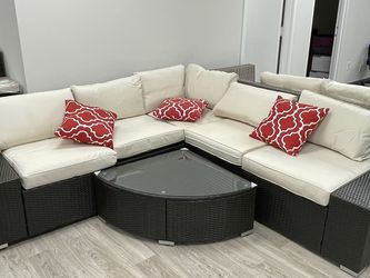 Brand New Patio Set With Table for Sale in Norcross,  GA