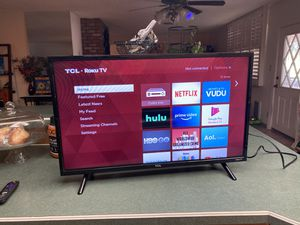 TCL Roku TV for Sale in Gilbert, AZ