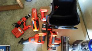 cordless tool set for Sale in Bothell, WA