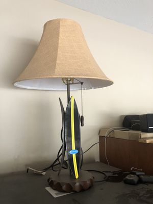 Cabana joes surfboard lamp. for Sale in Surprise, AZ