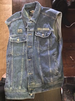 Harley Davidson Vest. XL for Sale in Pittsburgh, PA