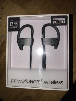 BeatsByDre Powerbeats 3 wireless neighborhood edition for Sale in Norwalk, CA