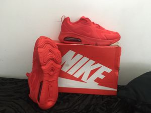 Red Nike air max for Sale in Pembroke Pines, FL