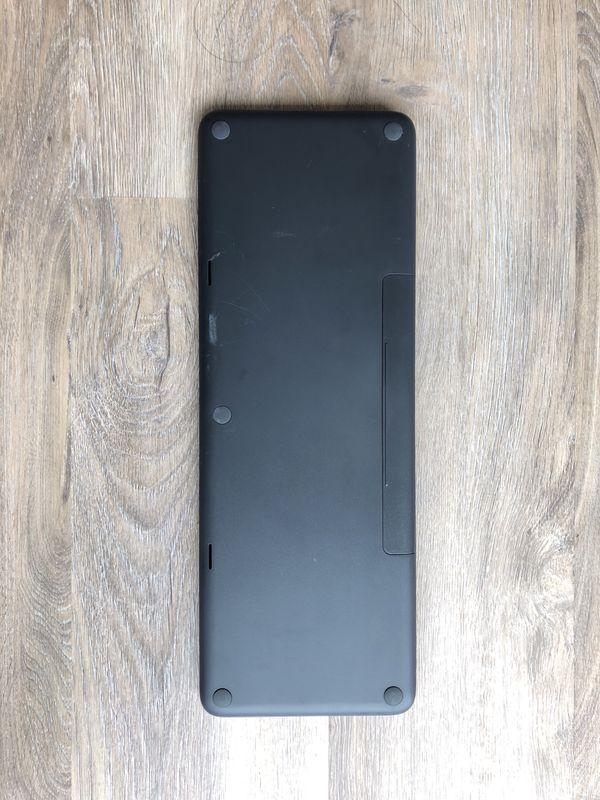 Microsoft All-in-One Media Wireless Keyboard Model 1632