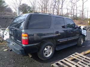 Parting out a 2003 Chevy Tahoe good engine 4.8L 2WD & transmission for Sale in Conley, GA
