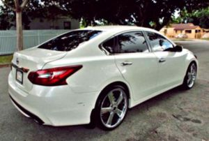 No low-ball offers '15 Altima SL 2.5 for Sale in Wilsons, VA