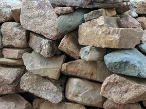 Landscape granite bolders different sizes for Sale in Payson, AZ