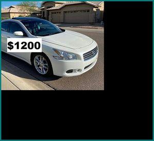 Price$12OO Nissan Maxima for Sale in Albuquerque, NM