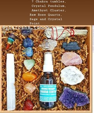 Chakra centering & protection set for Sale in Newport News, VA