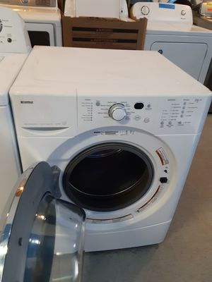 Kenmore front load washer working perfectly 4 months warranty for Sale in Baltimore, MD