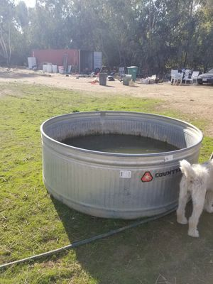 water tank/ small pool for Sale in Galt, CA