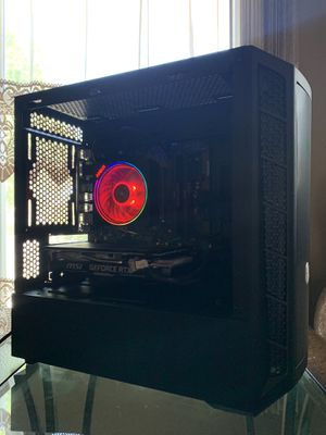 Custom Gaming PC Computer - RTX 2060 Raytracing, Ryzen 5 2600, 32GB Ram for Sale in Las Vegas, NV