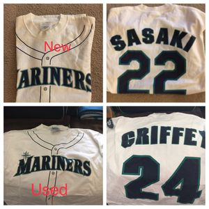 Mariners Baseball Team Collection Bundle for Sale in Kent, WA