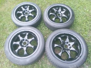 17 inch wheels for Sale in Madison Heights, VA