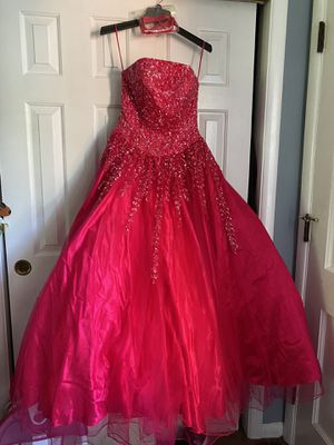 Quinceanera or prom dress size 4 for Sale in Waltham, MA