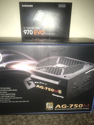 Power supply and ssd for Sale in Tulare, CA