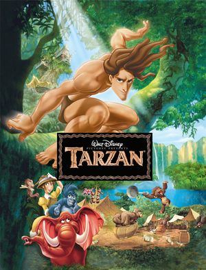 Tarzan — iTunes for Sale in Cerritos, CA