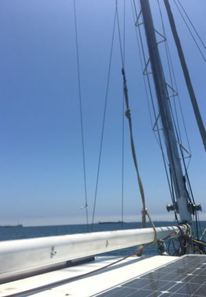 Columbia 41ft sailboat for Sale in Huntington Beach, CA