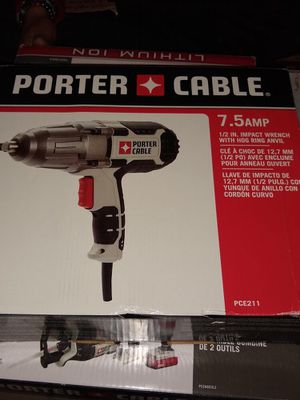 7.5 amp impact drill 1/2 (porter cable) for Sale in Denver, CO
