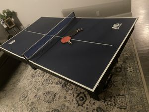 pool table /ping-pong table 84x 46 inches for Sale in Glendale Heights, IL
