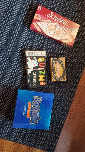Old board games for Sale in Oklahoma City, OK