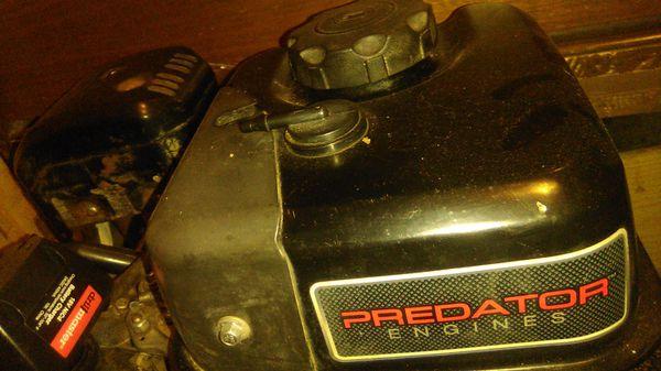 PREDATOR 212 CC ENGINE $60 O. B. O.