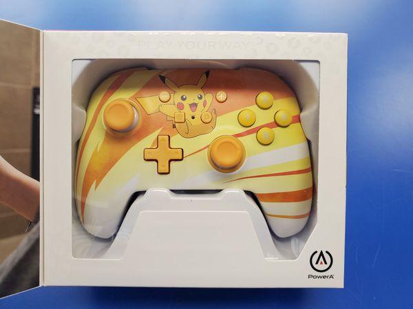 Power A (Wireless) Nintendo Switch Controller (Brand New)