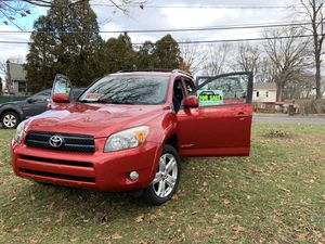 2007 Toyota RAV4 4wd for Sale in Danbury, CT
