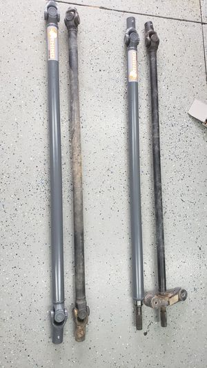 Rzr prop shaft for Sale in Corona, CA
