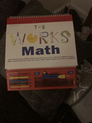 Works math interactive for Sale in Selinsgrove, PA