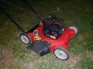 """Briggs&Stratton lawn mower 4.5HP, 21"""" cut for Sale in Miami, FL"""