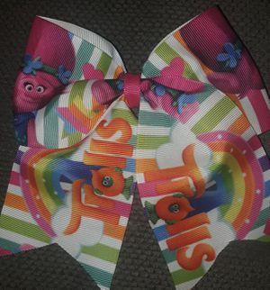 Trolls hair bow for Sale in San Antonio, TX