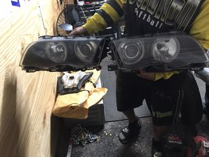 bmw headlights for Sale in West Islip, NY
