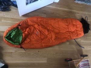 Kids sized summer weight REI mummy style sleeping bags for Sale in Denver, CO