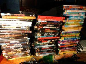 (Ivan). 85 Movie`s 1Sony Digital Dvd Player 1 Magnavox conveter box for Sale in Dallas, TX