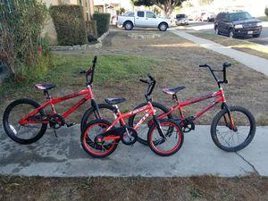 3 bike 2 size20 1bike size16 $50 for Sale in Compton, CA