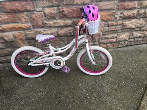 Pink kids bike for Sale in Seattle, WA