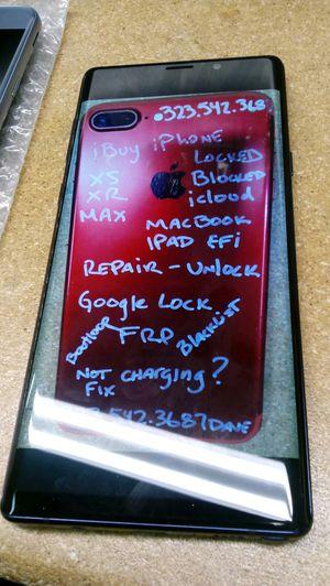 IPhone X XR Samsung Galaxy for Sale in Lynwood, CA