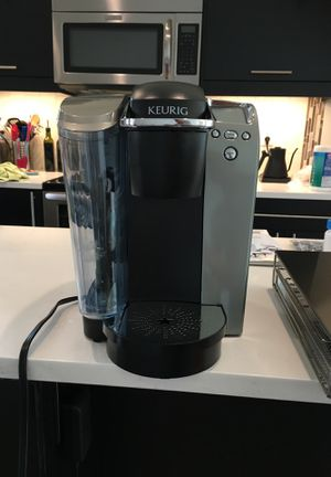 Keurig with k cup tray for Sale in Seattle, WA