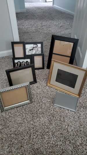 Variety of Table Top Frames for Sale in Chesapeake, VA