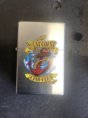 West Coast Chopper Lighters-Limited Edition for Sale in San Diego, CA