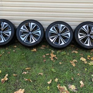 """17"""" Accord / Civic Rims And Tires for Sale in Caldwell, NJ"""
