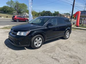 2012 Dodge Journey with 3rd row super clean $1,500 down!! for Sale in San Antonio, TX