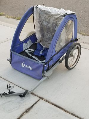 Instep ez go bike trailer for Sale in San Diego, CA