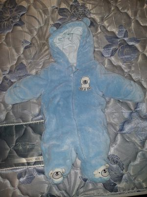 Baby snow suit for Sale in Bear Lake, MI