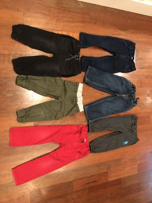 Boy pants 2t for Sale in Happy Valley, OR