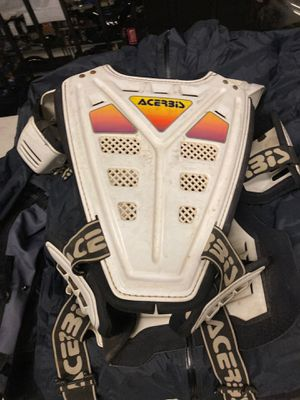 Dirtbike chest protection for Sale in Glendora, CA