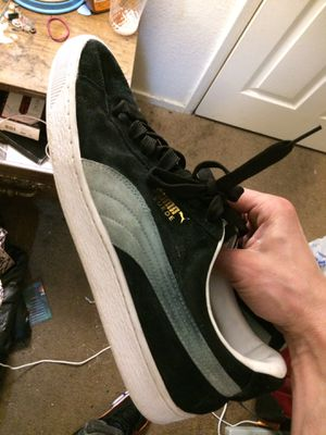 Size 12 puma. Way above average condition. 25$ for Sale in Las Vegas, NV