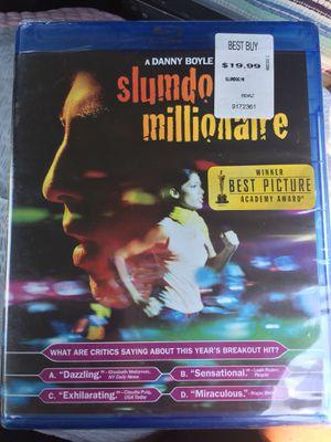 Slumdog Millionaire Blu-ray for Sale in Spring Valley, MN