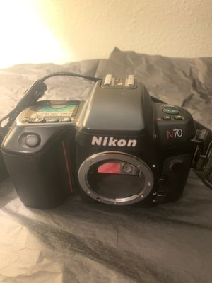 Nikon N70 Film Camera for Sale in Pensacola, FL